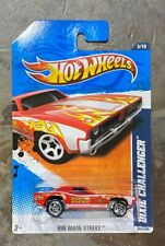 Hot Wheels HW Main Street Dixie Dodge Challenger 1:64 Diecast CB