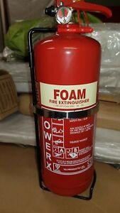 Water & Foam fire extinguisher