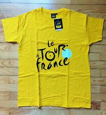 "Maillot NEUF""Tour de France 2021"" cycling collection cyclisme t-shirt jaune vélo"