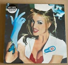 BLINK 182! ENNEMA OF THE STATE! RARE LTD  HOT TOPIC EXCL RED BLUE VINYL SEALED!