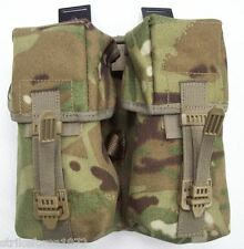 NEW - MTP Multicam PLCE Double Ammo Ammunition Pouch (Holds up to 6 Magazines)