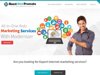 ReadyMade SEO Web Marketing Services Reseller Website