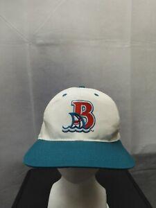 Vintage Bowie Baysox SGA Snapback Hat MiLB