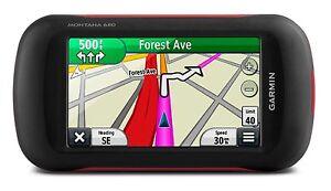 NEW Garmin Montana 680 Handheld GPS & GLONASS w/ Camera & Bluetooth 010-01534-10