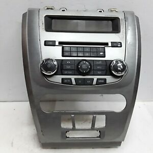 10 11 12 Ford Fusion radio control panel OEM buttons peeling 9E5T-18A802-AE AC-A