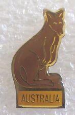 Australia Travel Souvenir Collector Pin-Kangaroo