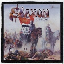 SAXON PATCH / SPEED-THRASH-BLACK-DEATH METAL