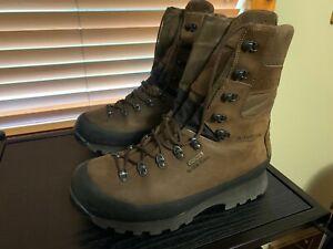 Kenetrek Mountain Extreme 1000 Mountain Boot Size 12 Medium KE-420-1 Men's