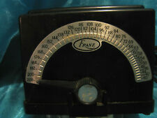 Vintage Franz Model Lm-4 Electric Metronome Bakelite Art Deco Beat Tempo Euc