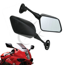 Black Pair Rear View Mirror Fits For HYOSUNG GT125R GT250R GT650R GT650S New