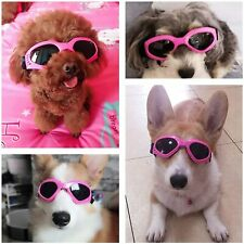 Schnauzer Sunglasses Dog Goggles UV Sun Glasses Toy Poodle Eye Wear Protection