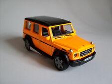 Mercedes-Benz G-Class leuchtorange, Maisto Auto Modell ca.1:40