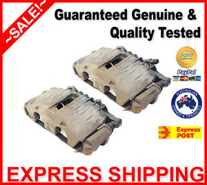 Genuine Holden Commodore Front Brake Calipers *Pair* VT VX VY VZ - Express