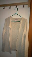women large sweater outfit by coldwater creek with matching shirt under top