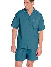 Mens Tootal Easy Care Shortie Pyjama PJ