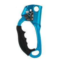 Left Hand Ascender Tree Climbing Arborist Mountaineer Rope Ascension Gear UIAA