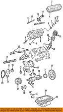 GM OEM-Engine Harmonic Balancer 12563265