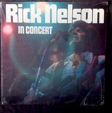 Rick Nelson {In Concert} Vinyl 12 Record MCA-3 1970