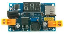 LM2596 DC 4.5-40 to 1.25-37V Adjustable Step-Down Power Module (AUS SELLER)