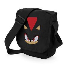 Shadow The Hedgehog Sonic Game Mini Messenger Shoulder Bag Geeky