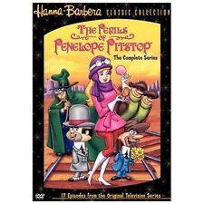 The Perils of Penelope Pitstop (DVD, 2005, 3-Disc Set) OOP New Sealed Original
