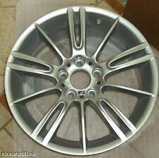 """BMW Brand OEM E90 E91 E92 E93 M Spider Spoke 193 18"""" Alloy Wheels New OEM"""