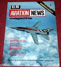 Aviation News 18.25 Avro York,Halberstadt,P-61