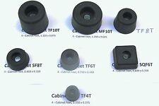 Cabinet Feet, Agilant, Tek, RCA, B & K, SQF6T