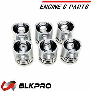 6* New N14 Piston Only For Cummins Engine Parts N14 3081269 3072324