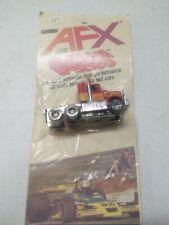 Aurora Afx slot car Model Motoring Semi Truck Moc New Vintage Rare