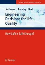 The Engineering Decisions for Life Quality : How Safe Is Safe Enough? by N....