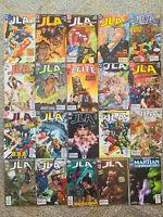 JLA Justice League of America DC Comics 20 Issue LOT