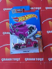Turbine Time Pink #147 Hot Wheels 2016 Hot Wheels Case C