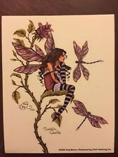 "AMY BROWN FAIRY STICKER-13 4""x5"""
