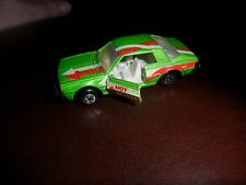 Matchbox Superfast63D Galant Eterna (Dodge Challenger) Green Hot Points nr Mint
