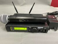 SHURE ULXP4 Professional Wireless set with a choice of Transmitter Types (GN)