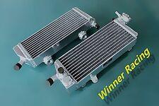 aluminum alloy radiator KTM 350/450/530 EXC/EXC-R/EXC-F/XCF-W/XC-W 2008-2015 L&R