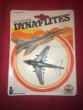 ZEE TOYS -DYNA-FLITES~EA-6A Intruder~ A-155- 1982 NEW OLD STOCK~No Blister Cover