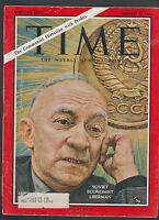 Time Magazine February 12 1965 Soviet Union Economist Liberman