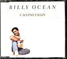 BILLY OCEAN - CALYPSO CRAZY - CD MAXI 3 INCH 8 CM [145]
