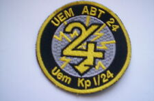 Schweizer Armee  UEM ABT 24  ca 9 cm