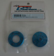GPM Tamiya CR01 Alloy Planetary Gear Holder Set - Blue CR200A