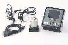 Atlas Copco ACTA MT4 Torque Analyzer w/ MT TS 20 Transducer + 2x rs232-c cable