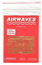 Airwaves Accessories 1:72 Spitfire Flaps AW2076-MMD AC7276