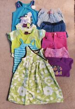 Girl's Size 5 Summer Clothing Lot