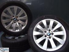 """Genuine BMW 7er F01 5er Alloy Wheels 18 """" Radar New 245 50 r18 all - Season"""