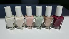 6 Essie Gel Couture Nail Polish Bridal Collection Dress is More & 5 Others Favor