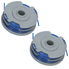 Double Twin Line & Spool for FLYMO POWER TRIM 300 500 700 Trimmer Strimmer x 2