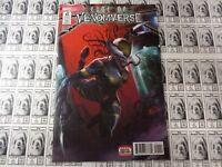 Edge of Venomverse (2017) Marvel - #1, Mattina CVR, Rosenberg/Boschi, NM/-