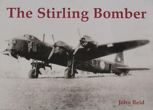 STIRLING BOMBER WW2 Aircraft History Photographs NEW Crews Equipment Planes RAF